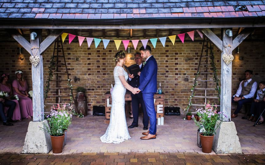 Marrying under the eaves