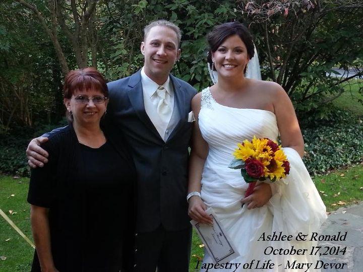 Tmx 1415884123291 Ashlee.ronald.10.17.14 Hanover wedding officiant