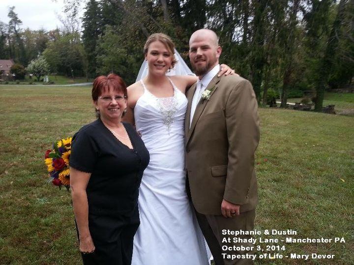 Tmx 1415884130183 Misiti.10.3.2014 Hanover wedding officiant