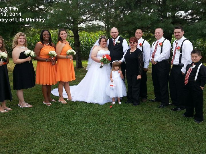 Tmx 1415884141542 Tiffany.tim.9.13.14 Hanover wedding officiant