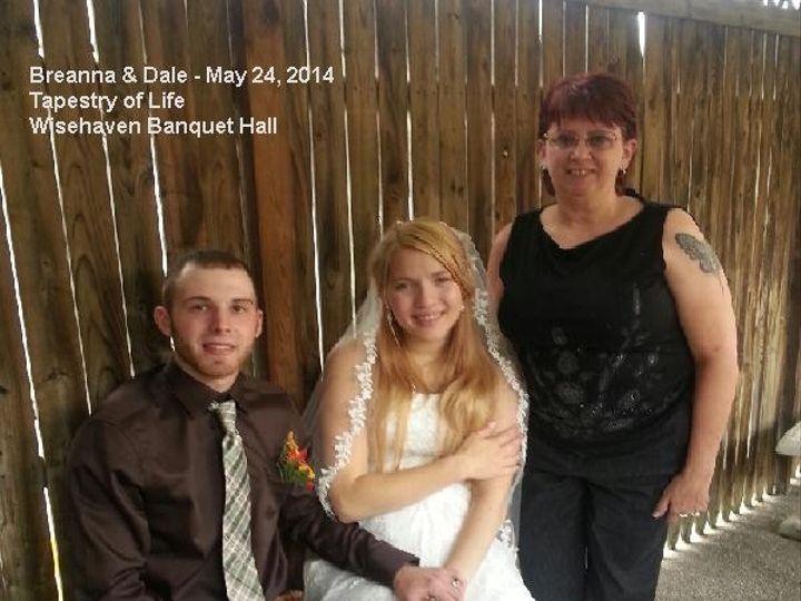 Tmx 1415884276374 Dale.breanna.5.24.14 Hanover wedding officiant
