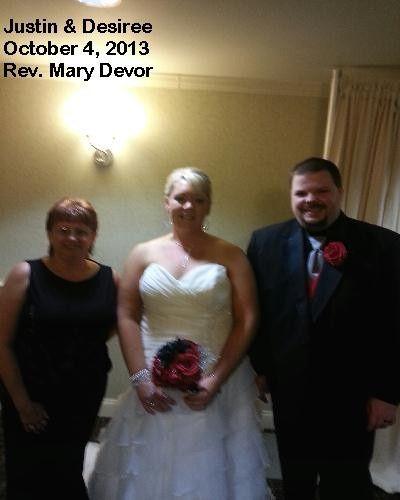 Tmx 1415884288151 Desiree.justin.10.4.13 Hanover wedding officiant