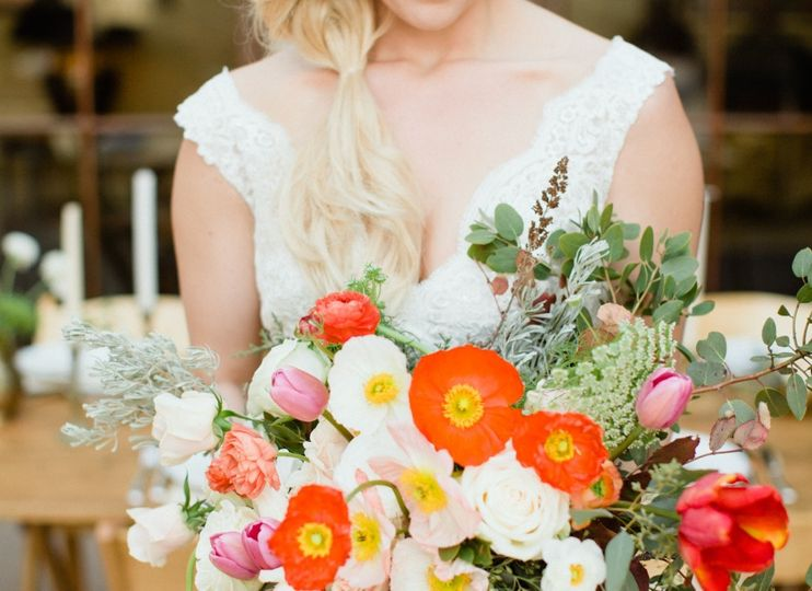 bend oregon wedding flowers