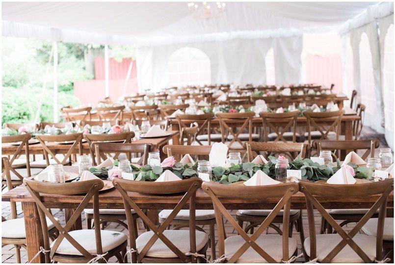 Honeywood Farm Table Rentals