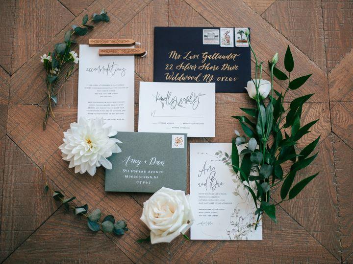 Tmx Img 9792 51 1017419 160331205662342 Marlton, NJ wedding invitation