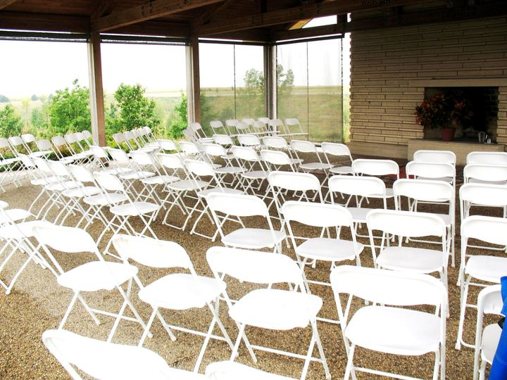 Tmx 1535921350 C8dee31b91e03d84 1535921348 Da31e83a0b9c266d 1535921317610 12 Setup Concert Pav Dallas Center, IA wedding venue
