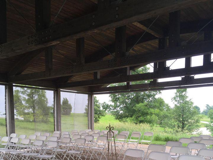 Tmx Pavilion Ceremony 51 917419 158108752871032 Dallas Center, IA wedding venue
