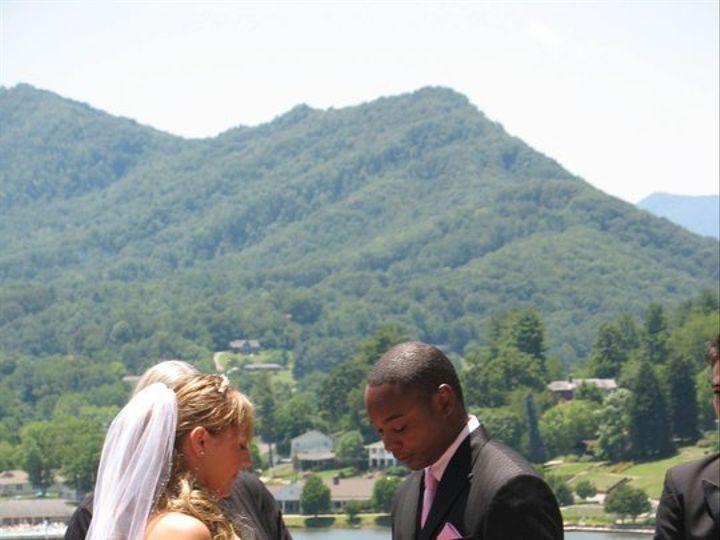Tmx 1338775935196 Lakejunaleskacloseup Asheville, NC wedding officiant