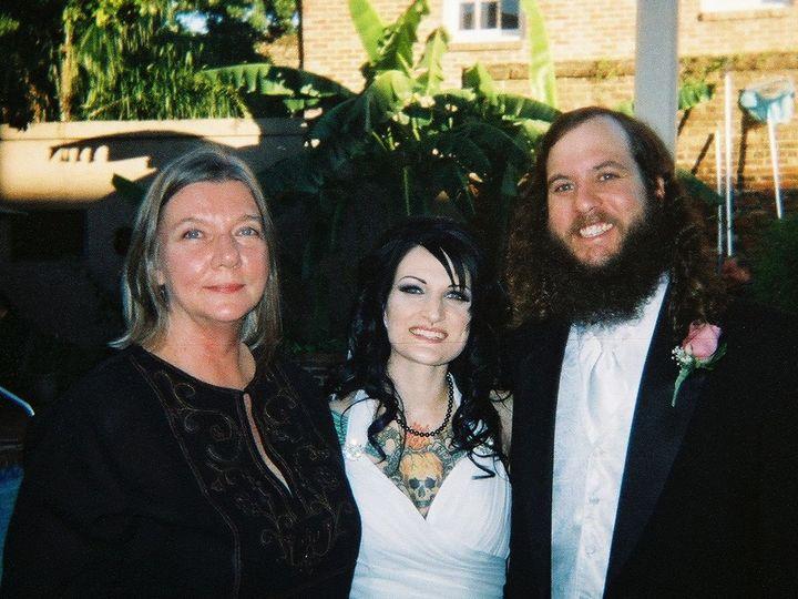 Tmx 1415037656648 Wed Halloween2010 Asheville, NC wedding officiant