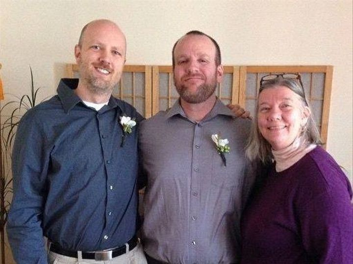 Tmx 1428960730280 Wed Elopement My House 2015 Asheville, NC wedding officiant