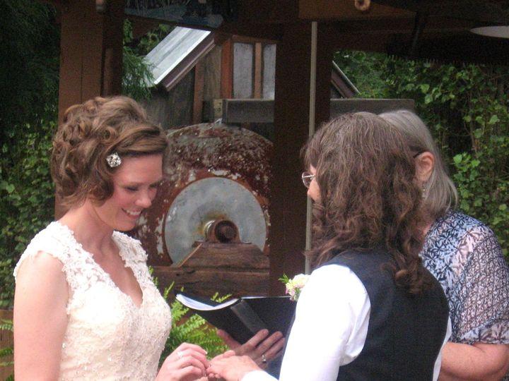 Tmx 1447122837409 Wed Kristiashley Rings Asheville, NC wedding officiant