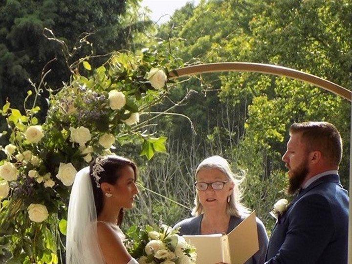 Tmx Biltmore Wedding Patio Copy 51 187419 1572797102 Asheville, NC wedding officiant