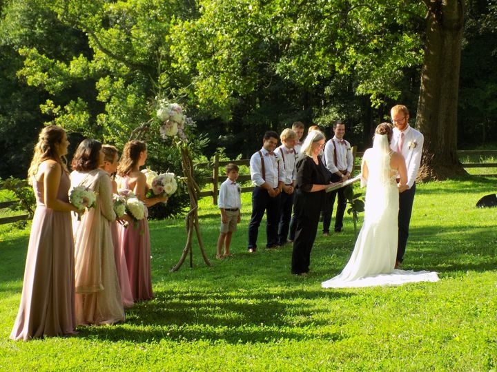 Tmx Wed Yesterdays Space Summer 2019 51 187419 1572797553 Asheville, NC wedding officiant