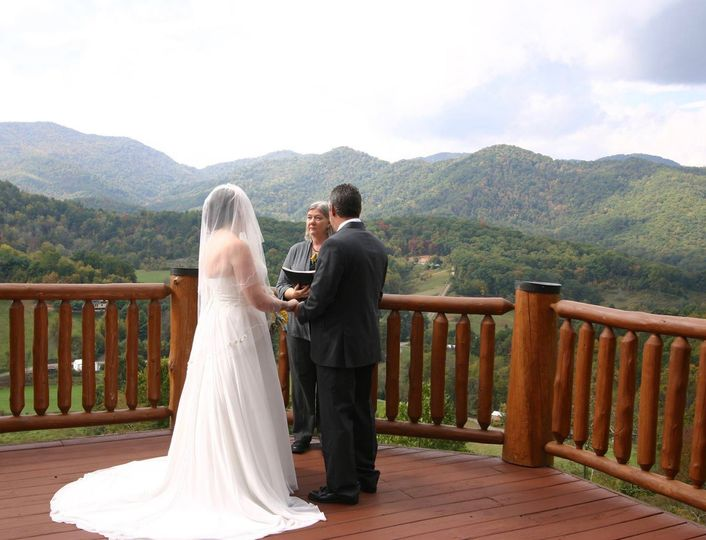 Wildberry Lodge wedding