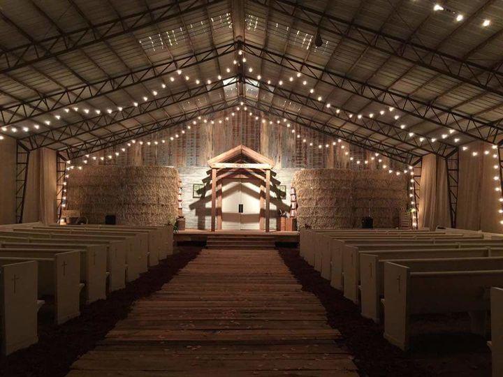 Ceremony Barn