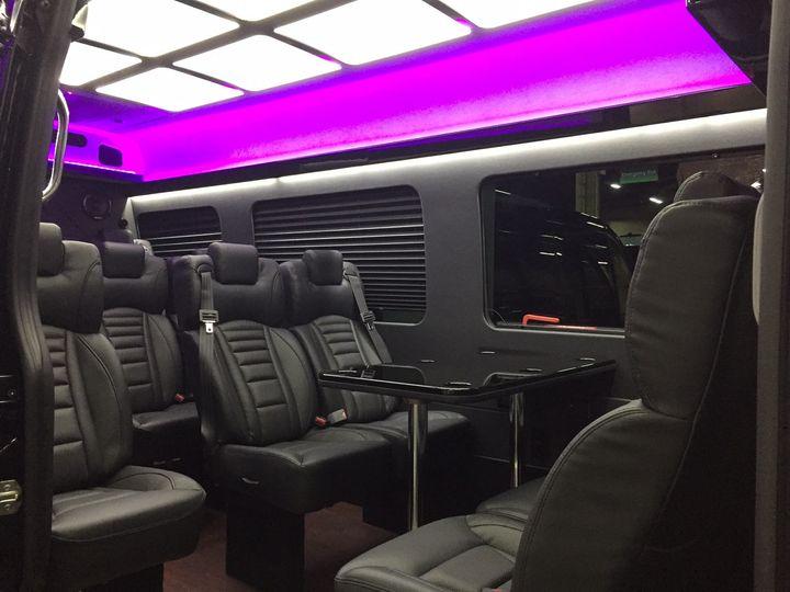 Mercedes Shuttle