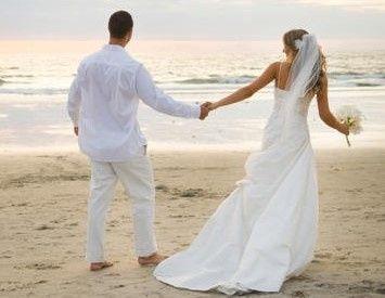 blue waters wedding package 2