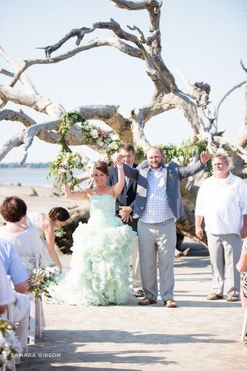 Salter Wedding