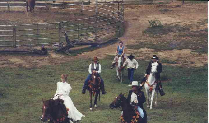 French Broad Outpost Ranch