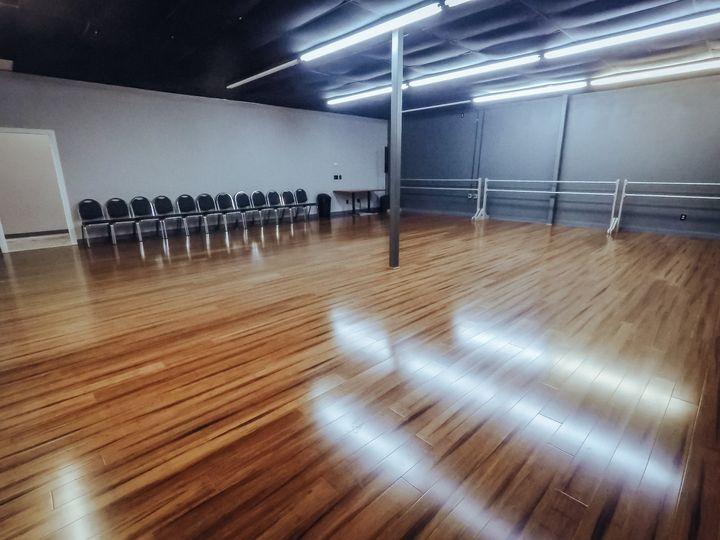 Side ballroom