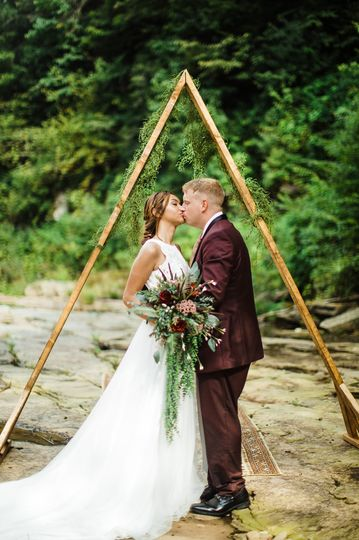 Creekside Elopement