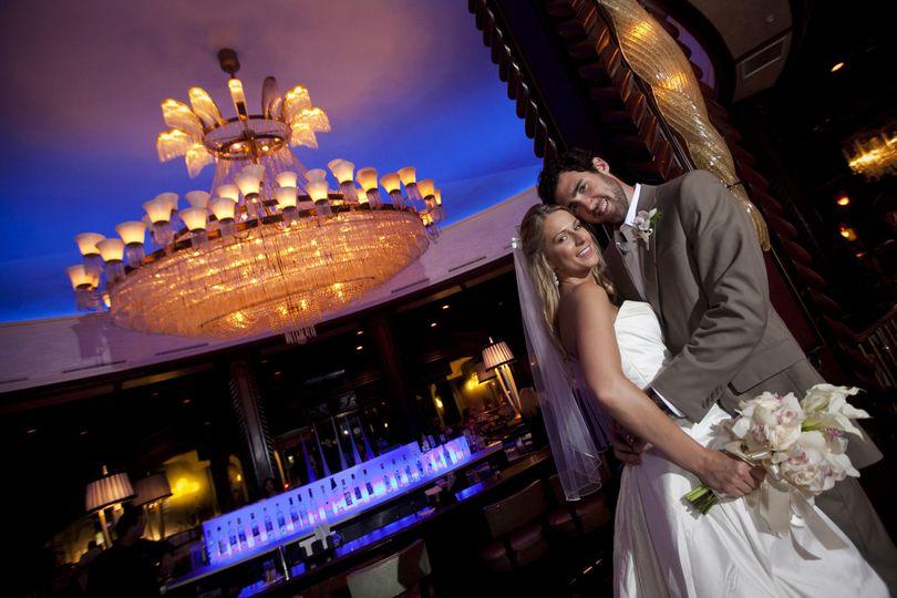 wedding couple lobb