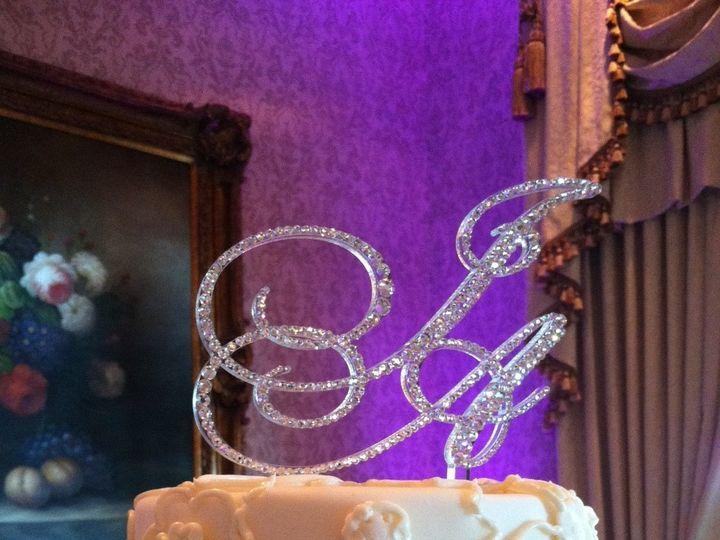 Tmx 1377292261176 Cake Topper At Trump Santa Fe Springs wedding rental