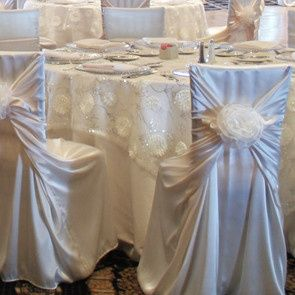 Tmx 1428440087154 Butterfly Ivory With Rosette1 Santa Fe Springs wedding rental