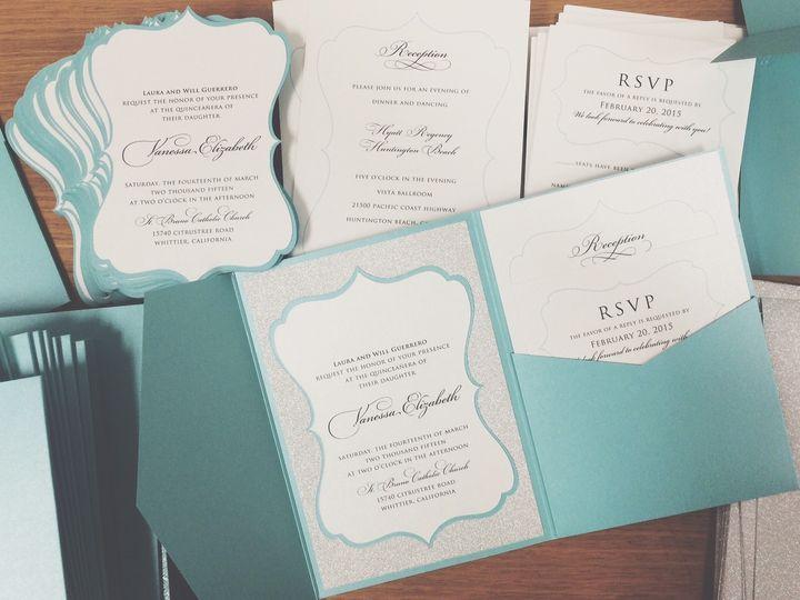 Tmx 1428441795860 Quince   Tiffany Blue Santa Fe Springs wedding rental