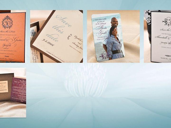 Tmx 1428441825312 Save The Dates Santa Fe Springs wedding rental
