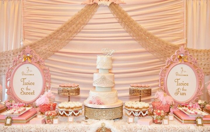 Tmx 1428445461556 Close Up Cake Table 2 Santa Fe Springs wedding rental