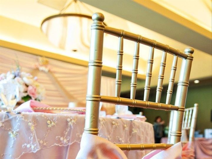 Tmx 1428445479994 Pink Chair Bow 2 Santa Fe Springs wedding rental
