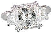 Tmx 1296616812156 Princesscutdiamondring Shawnee wedding jewelry