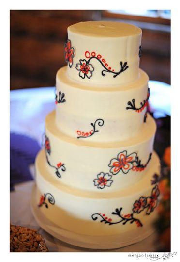 creations cakes wedding cake montana missoula bozeman billings