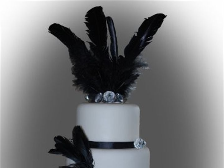 Tmx 1296592438622 Gemsnfeathersextracted2 Joplin wedding cake