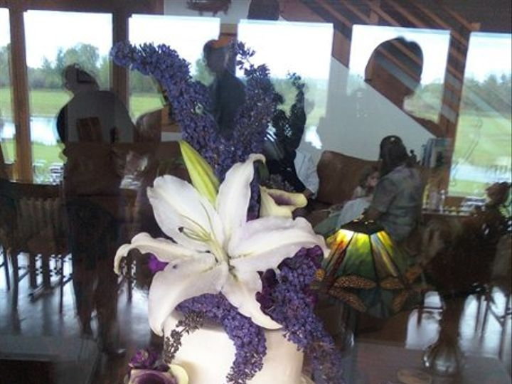 Tmx 1296592461794 LilacWeddingCake Joplin wedding cake