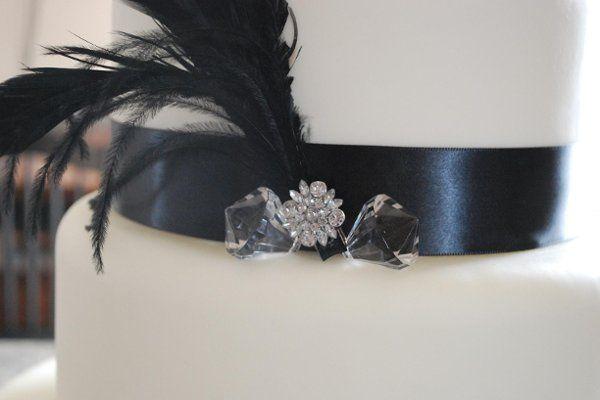 Tmx 1296592480372 Feathercakedetail Joplin wedding cake