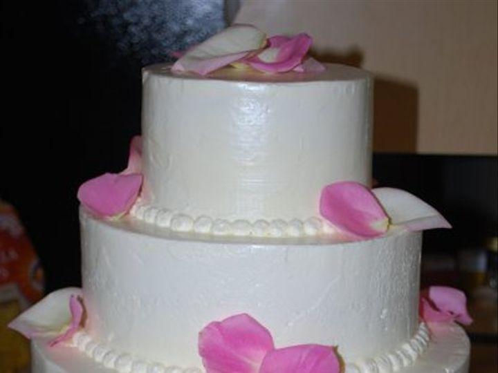 Tmx 1296592622403 Rosepetalcake Joplin wedding cake
