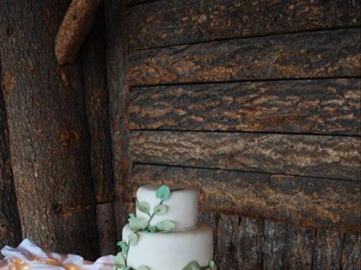 Tmx 1296592730638 Leafcaketable Joplin wedding cake