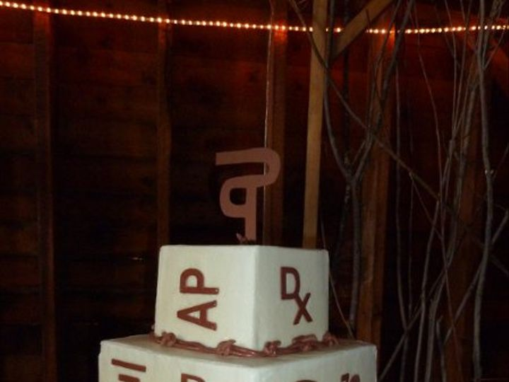Tmx 1312906729571 BarckCake2 Joplin wedding cake