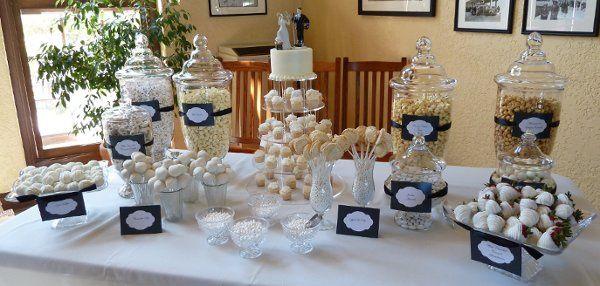 Tmx 1315850375294 DessertBar Joplin wedding cake