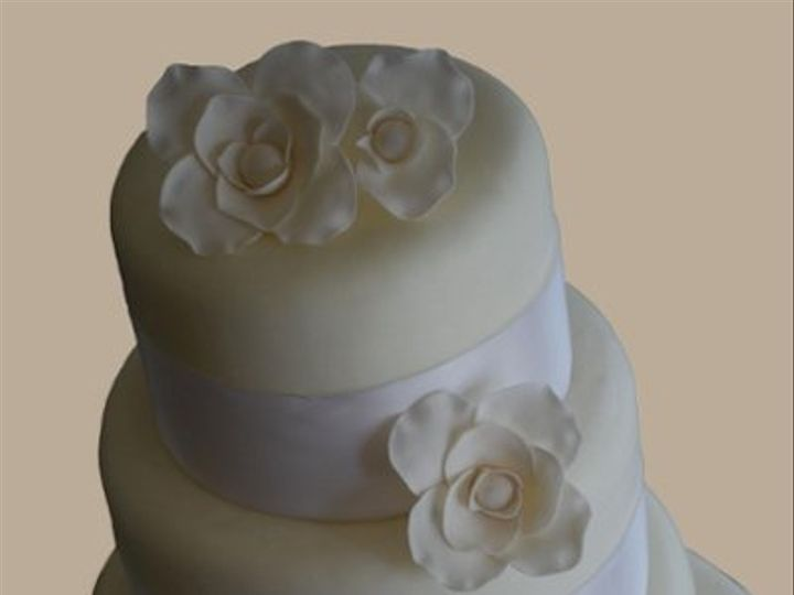 Tmx 1315850814747 GardniaCake22s Joplin wedding cake