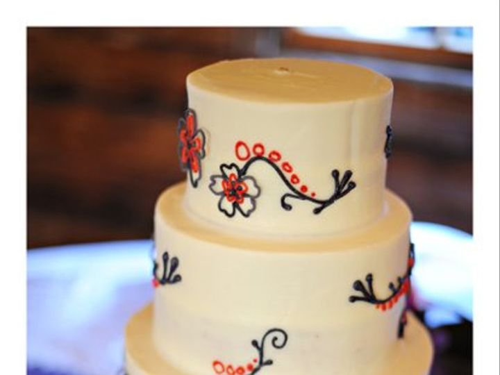 Tmx 1315850898363 075 Joplin wedding cake