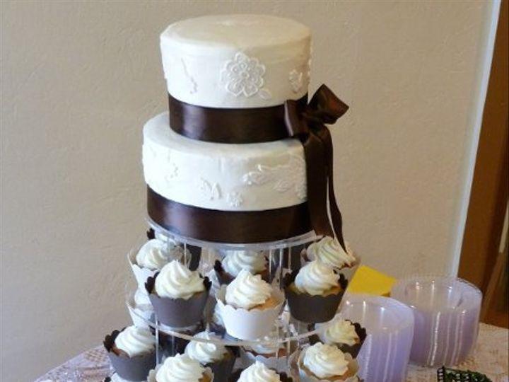 Tmx 1315851772682 P1000540 Joplin wedding cake