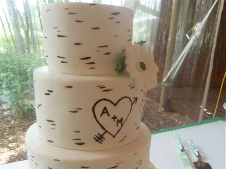 Tmx 1358467626551 P1010180 Joplin wedding cake