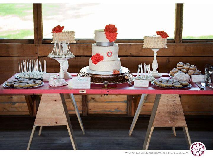 Tmx 1358467657371 5045Montanaweddingphotographer Joplin wedding cake