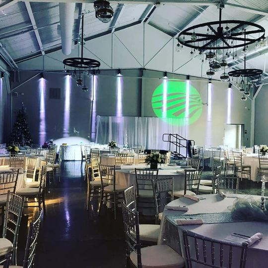 Venue on Cedar Lighting