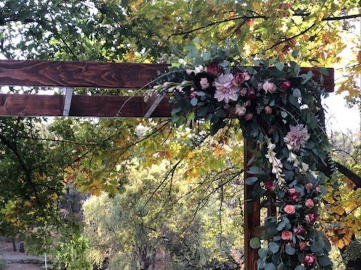 Tmx Ironstone Arch 51 1873519 160615534729261 Mokelumne Hill, CA wedding florist