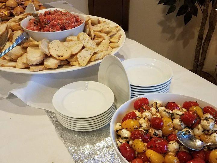 Tmx Mauri Bruschetta An Caprese Salad 51 124519 Kansas City, Missouri wedding venue