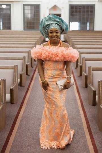 Okwumo wedding